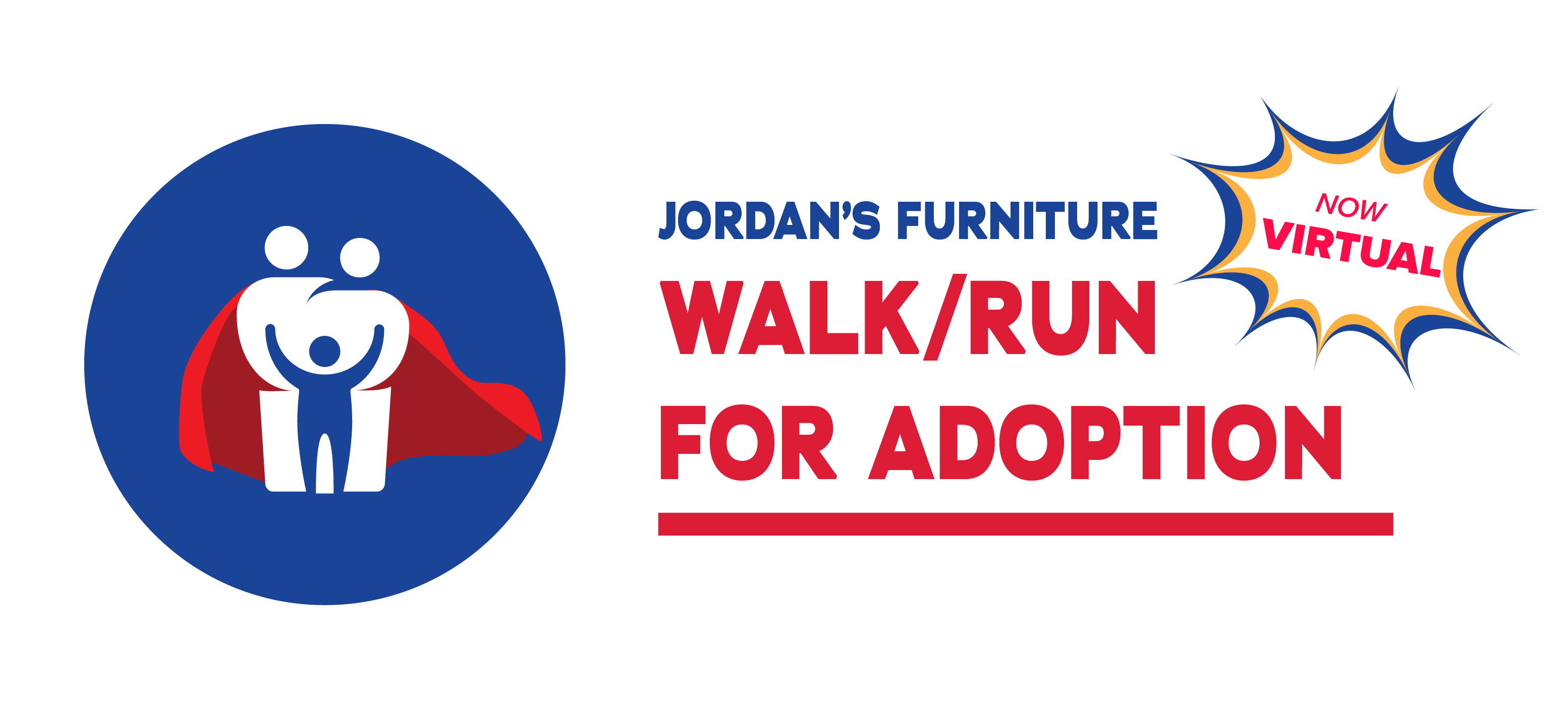 Jordan's Furniture 2020 Virtual Walk Run for Adoption