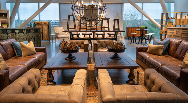 Curate Your Own Eclectic Style - Jordan\'s Furniture
