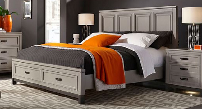 Beds | At-Home Connections | Jordan's Furniture Life&Style Blog