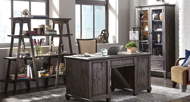 Bookcases | Away Or On Display | Jordan's Furniture Life&Style Blog