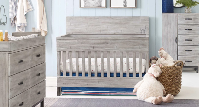 Big Style for the Little Ones    Kids' rooms take shape with cribs, bunk beds, chairs & more