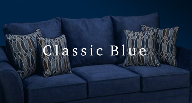 Sofas | Classic Blue Is For You | Jordan's Furniture Life&Style Blog
