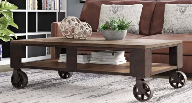 Coffee Tables | Cocktails, Coffee & Conversation | Jordan's Furniture Life&Style Blog