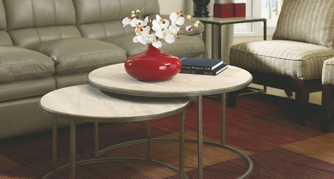 Nesting Tables | Cocktails, Coffee & Conversation | Jordan's Furniture Life&Style Blog