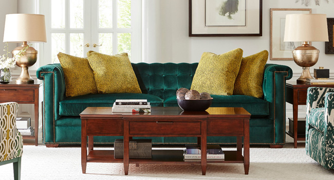 Sofas | Decorating With Contrasts | Jordan's Furniture Life&Style Blog