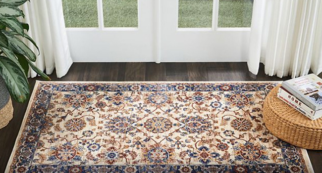 Area Rugs   Decorating With Spice Tones   Jordan's Furniture Life&Style Blog