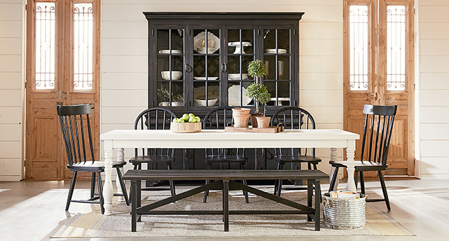 Dining Sets   Dining In Style   Jordan's Furniture Life&Style Blog