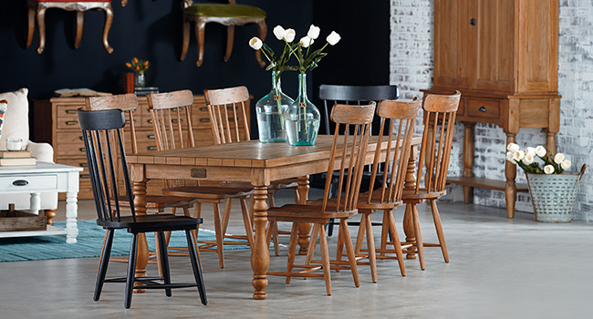Dining Sets | Dining In Style | Jordan's Furniture Life&Style Blog
