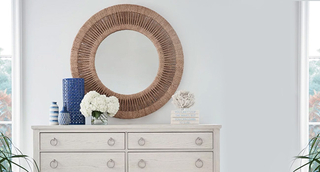 Mirrors | Escape To The Coast | Jordan's Furniture Life&Style Blog