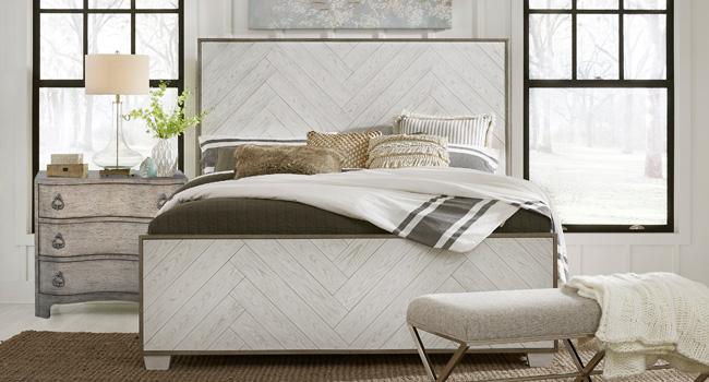 Beds   Farmhouse Fresh Style   Jordan's Furniture Life&Style Blog