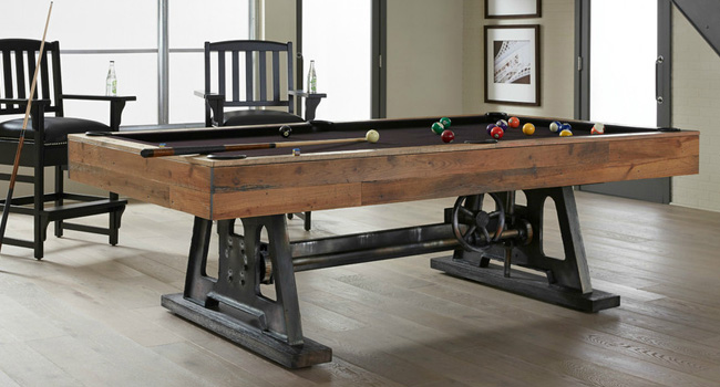 Pool Tables | Game Room Go-To's | Jordan's Furniture Life&Style Blog