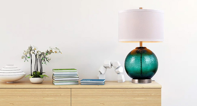 Lamps | Live on the Bright Side | Jordan's Furniture Life&Style Blog