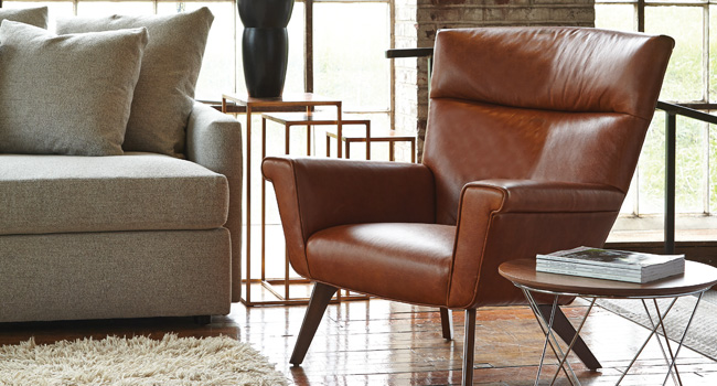 Leather Furniture | Luxurious Leather | Jordan's Furniture Life&Style Blog