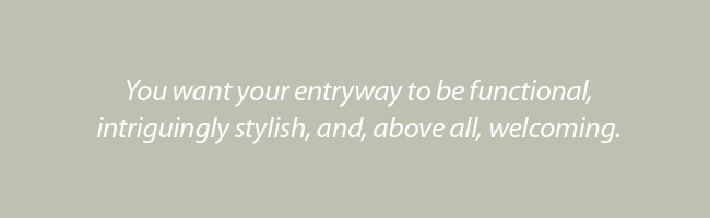 Entryway Furniture | Make An Entrance | Jordan's Furniture Life&Style Blog