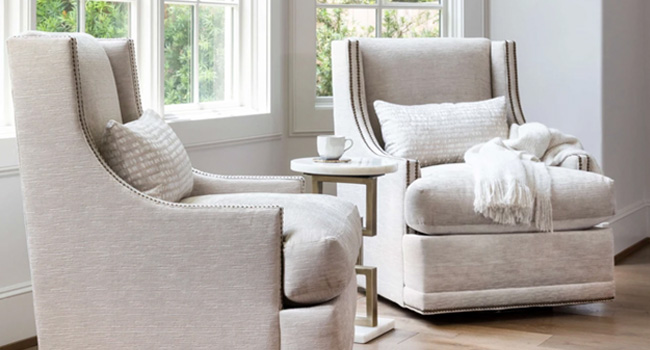 Swivel Chairs   Memorable Accent Chairs   Jordan's Furniture Life&Style Blog