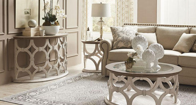 Accent Tables | Memorable Accents | Jordan's Furniture Life&Style Blog