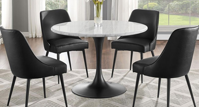 Dining Sets | Mid-Century Modern Marvelous | Jordan's Furniture Life&Style Blog