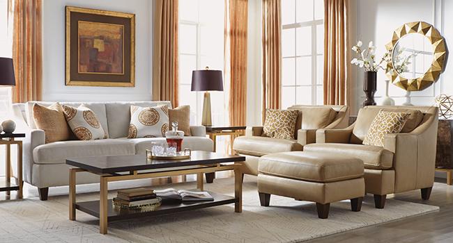 living room patterns | Jordan's Furniture Life&Style Blog | Pattern Pastiche