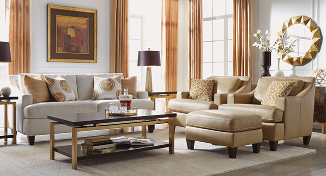living room patterns | Jordan's Furniture Life&Style Blog | Pattern Pastiche
