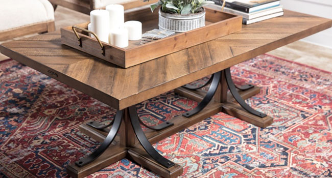 Area Rugs | Rug Rules | Jordan's Furniture Life&Style Blog