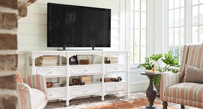 TV Console | The Art of Display | Jordan's Life&Style Blog