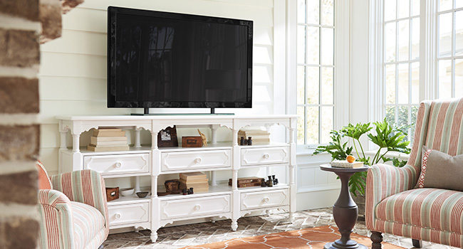 TV Console | The Art of Display | Jordan's Life&Style Blog