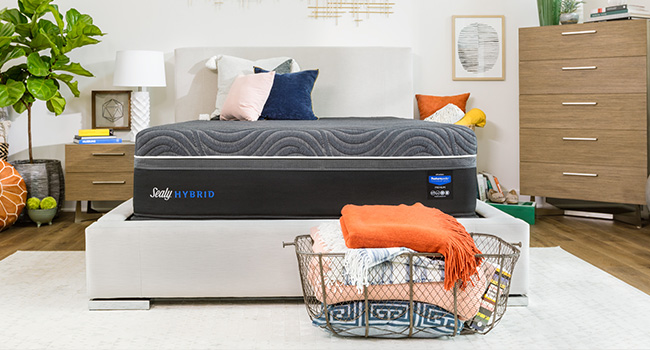 Hybrid Mattresses | The Mattress of Your Dreams | Jordan's Furniture Life&Style Blog