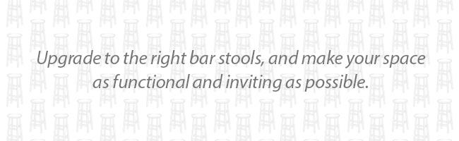 Jordan's Furniture Life&Style blog Top Shelf Bar Stools