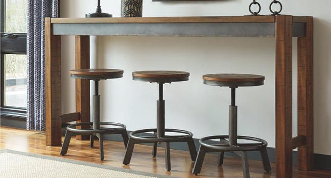 counter vs bar height | Jordan's Furniture Life&Style blog | Top-shelf Bar Stools