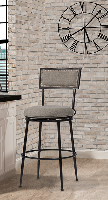 swivel vs stationary | Jordan's Furniture Life&Style blog | Top-shelf Bar Stools
