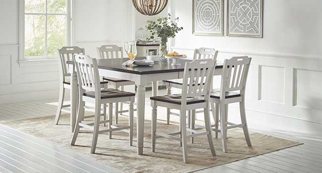 Dining Tables || Comfort Food Days