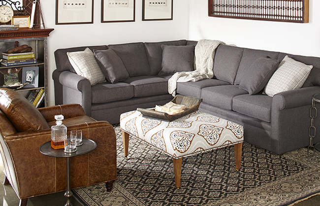 Shop this Sectional at Jordan's Furniture