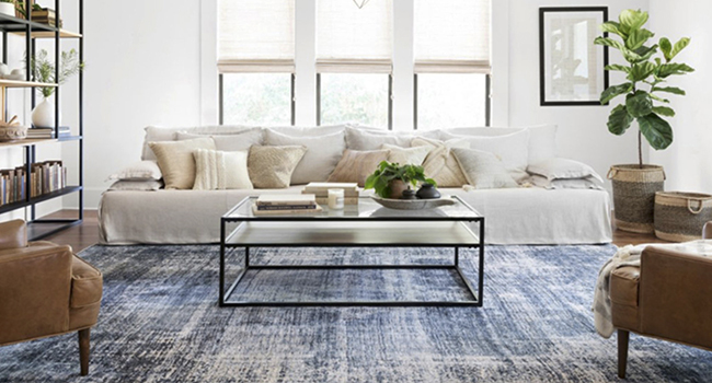 Follow the Rug Pattern | The path to the most elegant room begins on your floor