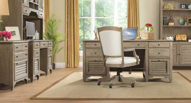 Creating a comfortable efficient work from home space is more imprtant than ever.