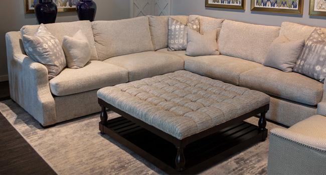Ottomans | Timeless Tufting | Jordan's Furniture Life&Style Blog