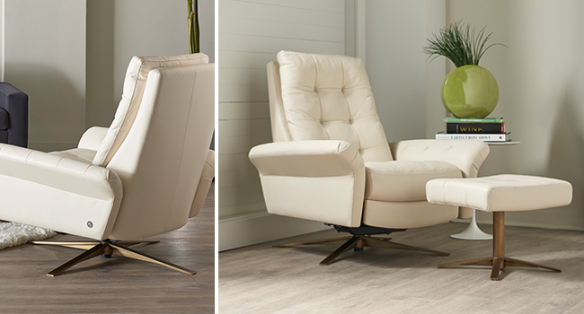 Chairs | Timeless Tufting | Jordan's Furniture Life&Style Blog