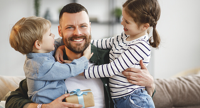 Celebrate Father's Day with these ideas from Jordan's Furniture