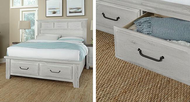 Shop this Storage Bed at Jordan's Furniture