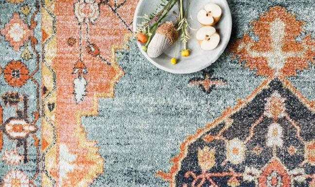 Loloi Magnolia Home rug