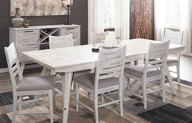 Shop this Dining Set at Jordan's Furniture