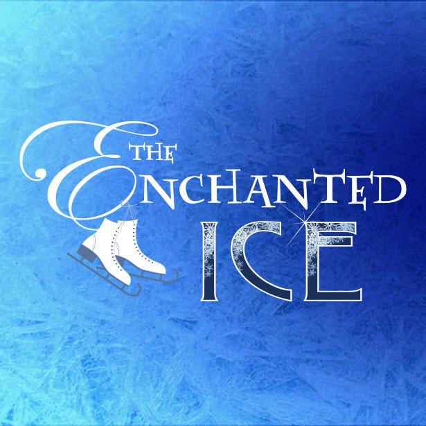 Enchanted Ice at Jordan's Furniture in Avon, MA
