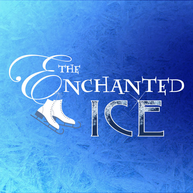 Enchanted Ice at Jordan's Furniture in Avon, MA