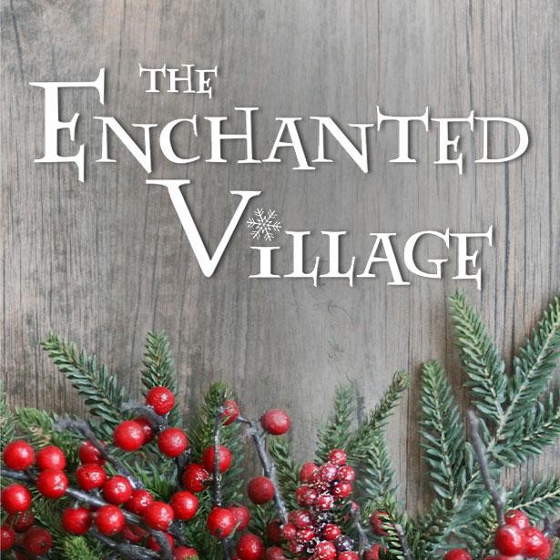 Enchanted Village at Jordan's Furniture in Avon, MA