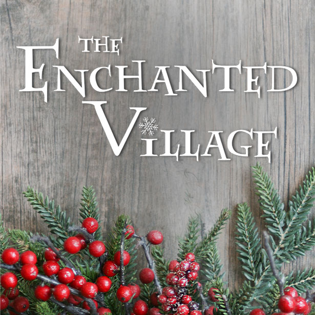 Enchanted Village at Jordan's Furniture in Avon, MA