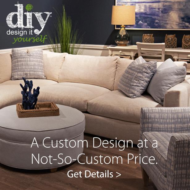 DIY at Jordan's Furniture stores in CT, MA, NH, and RI