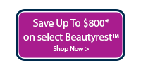 Save up to $800 on Select Beautyrest Mattresses