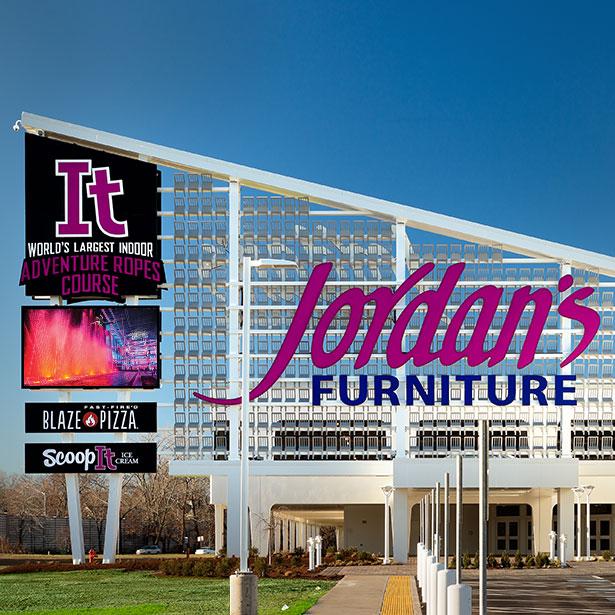 New Haven - Jordan's Furniture Nashua, NH