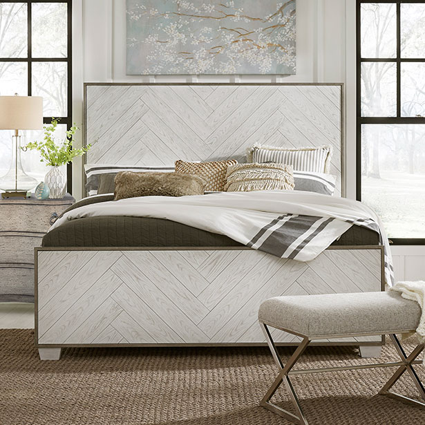 Shop Bedrooms at Jordan's Furniture stores in CT, MA, NH, and RI