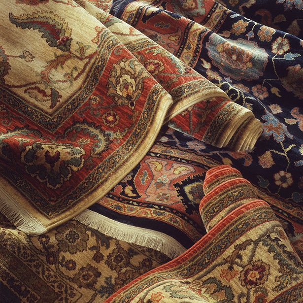 Shop Area Rugs in the Furniture Factory Outlet  at Jordan's Furniture stores in CT, MA, NH and RI