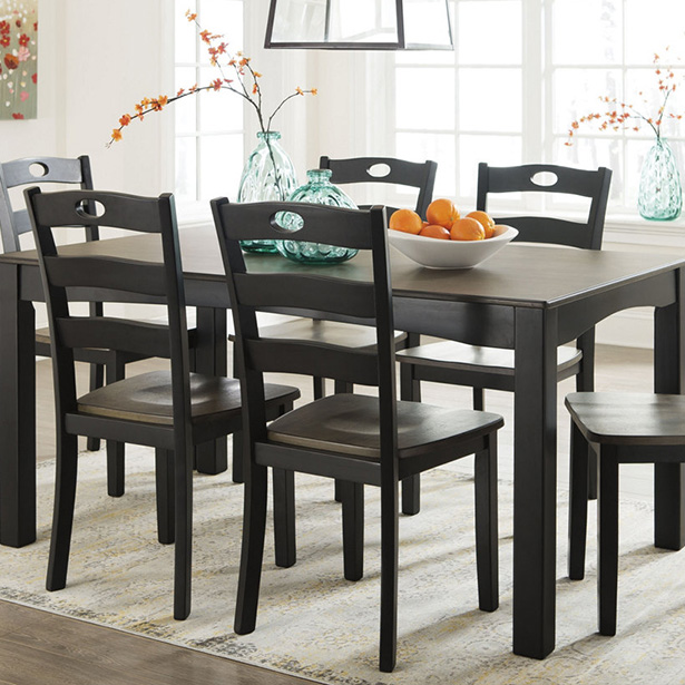 Shop Dining Rooms in the Furniture Factory Outlet  at Jordan's Furniture stores in CT, MA, NH and RI